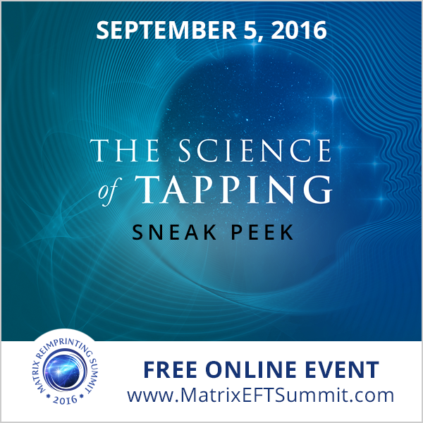 Matrix Reimprinting EFT Online Summit 2016